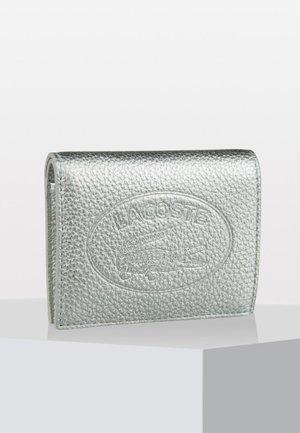 CROCO CREW BILLFOLD - Portafoglio - silver