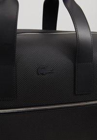 Lacoste - Weekend bag - black - 9
