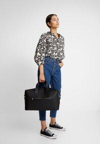 Lacoste - Weekend bag - black - 7