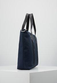 Lacoste - COMPUTER BAG - Laptop bag - black - 3