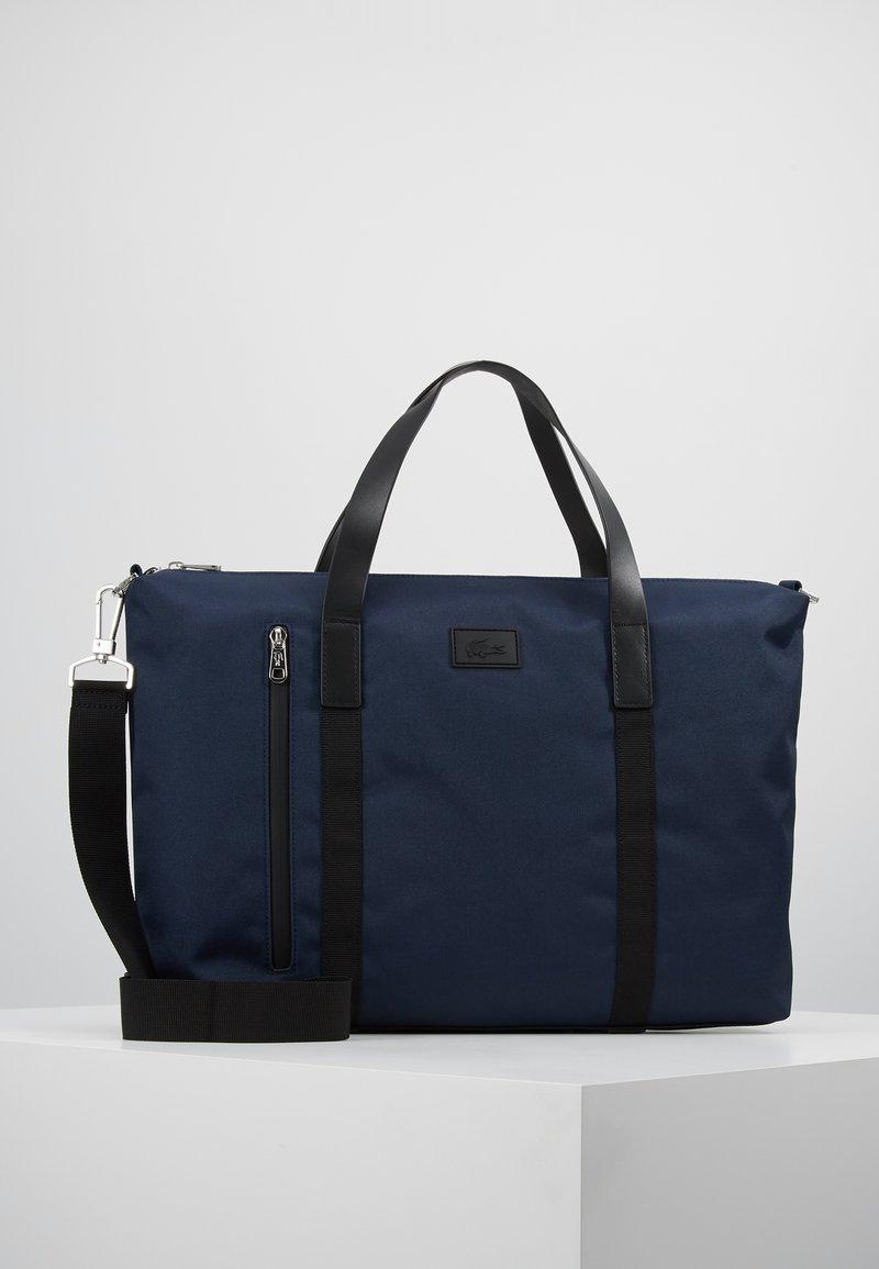 Lacoste - COMPUTER BAG - Laptop bag - black
