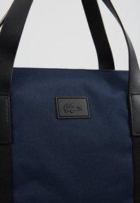 Lacoste - COMPUTER BAG - Laptop bag - black - 7