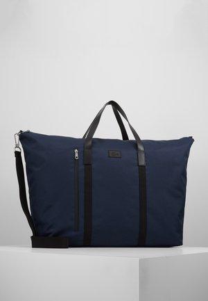 Weekendbag - black iris/black