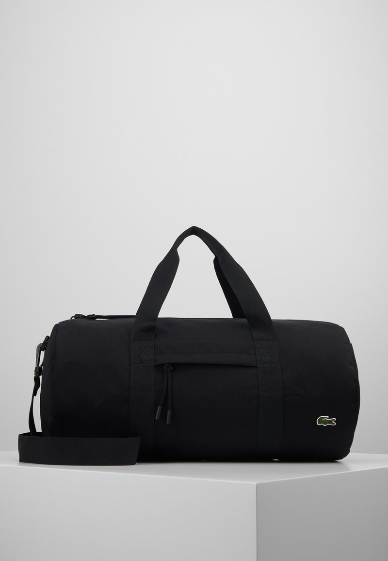 Lacoste - ROLL BAG - Bolsa de deporte - black