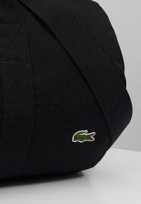 Lacoste - ROLL BAG - Bolsa de deporte - black - 7