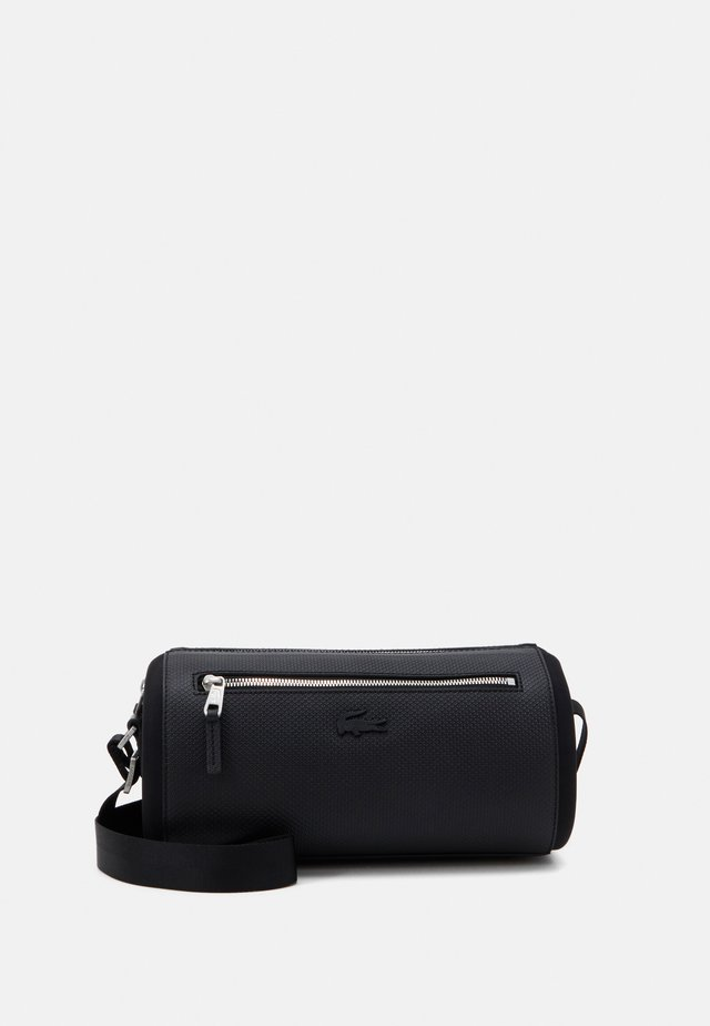 SMALL BOSTON BAG UNISEX - Sac bandoulière - noir