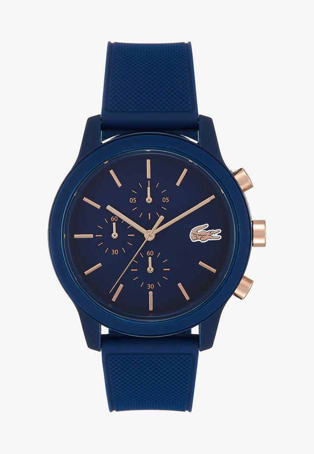 Cronógrafo - blue