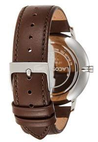 Lacoste - MOON - Montre - silver-coloured/brown - 3