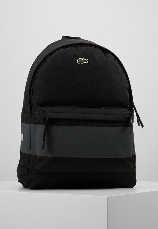 BACKPACK - Plecak - black