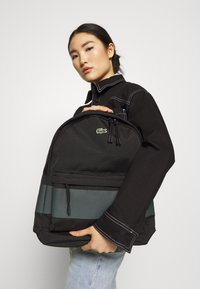 Lacoste - BACKPACK - Rucksack - black - 2