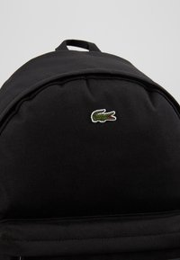 Lacoste - BACKPACK - Ryggsäck - black - 2