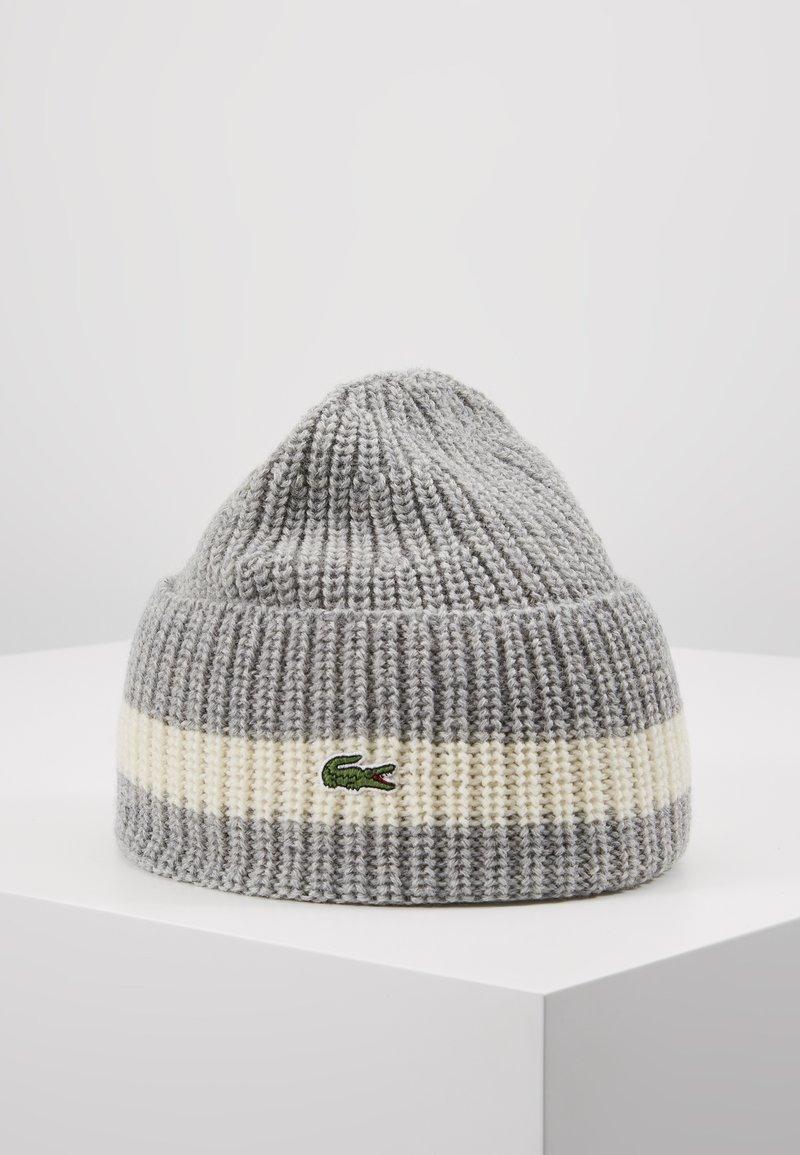 Lacoste - Mütze - silver chine/flour