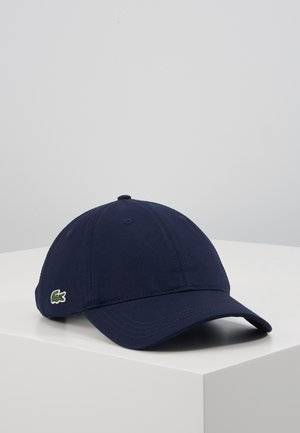 Cap - navy blue