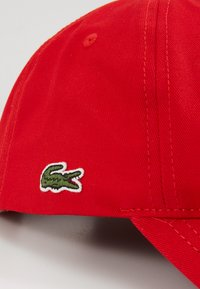 Lacoste - Pet - red - 2