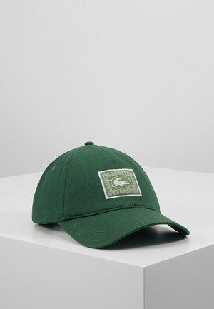 Czapka z daszkiem - green
