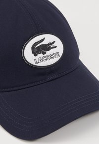 Lacoste - Cap - dark navy blue - 4