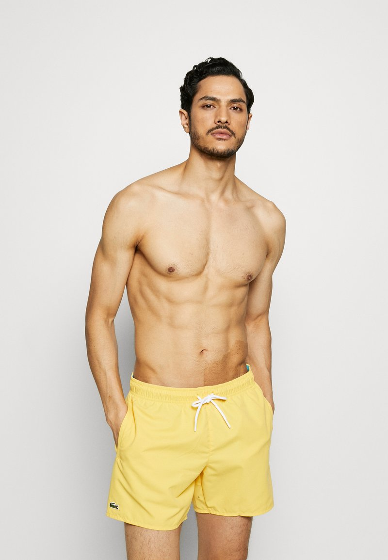 Lacoste - Swimming shorts - daba/cicer