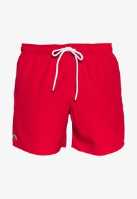 Lacoste - MH6270-00 - Swimming shorts - rouge/marine - 3