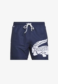 Lacoste - MH6281-00 - Swimming shorts - marine - 3