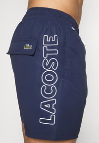 Lacoste - MH6281-00 - Swimming shorts - marine - 4