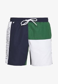 Lacoste - MH6276-00 - Swimming shorts - marine/blanc - 2