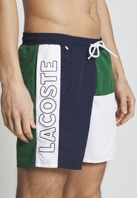 Lacoste - MH6276-00 - Swimming shorts - marine/blanc - 1