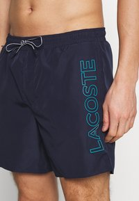 Lacoste - MH6277-00 - Swimming shorts - marine - 3