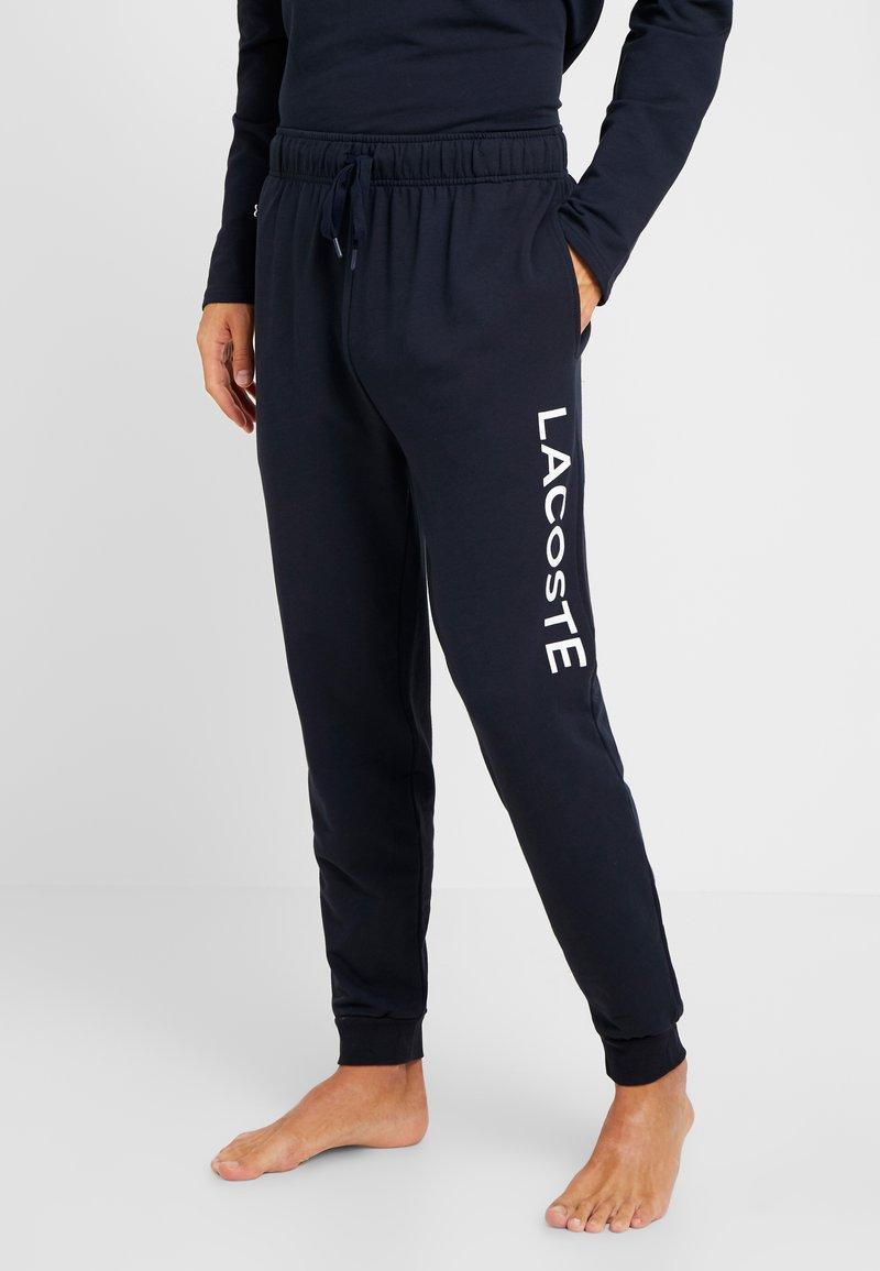 Lacoste - JOGGER - Pantalón de pijama - dark blue