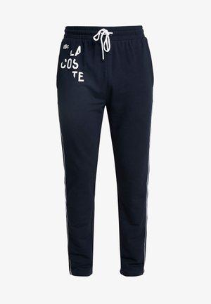 PANT - Pyjamahousut/-shortsit - dark blue