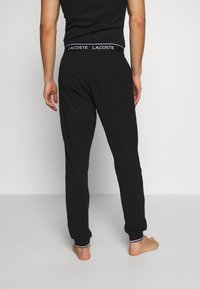 Lacoste - Pyjama bottoms - black