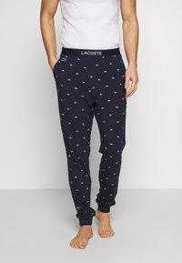 Lacoste - Bas de pyjama - navy blue - 0