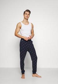 Lacoste - Bas de pyjama - navy blue - 1