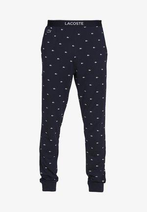 Pyjama bottoms - navy blue