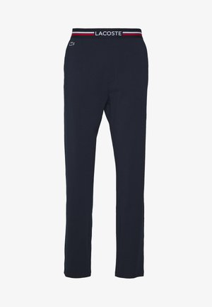 Pyjama bottoms - navy blue