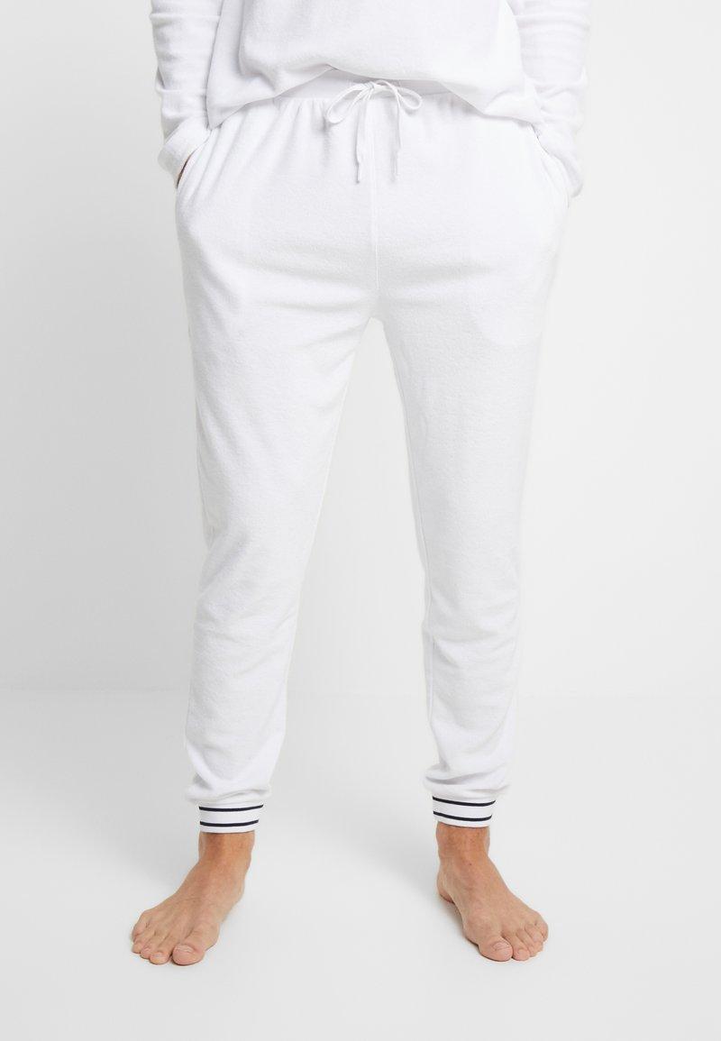 Lacoste - Pyjamasbyxor - white
