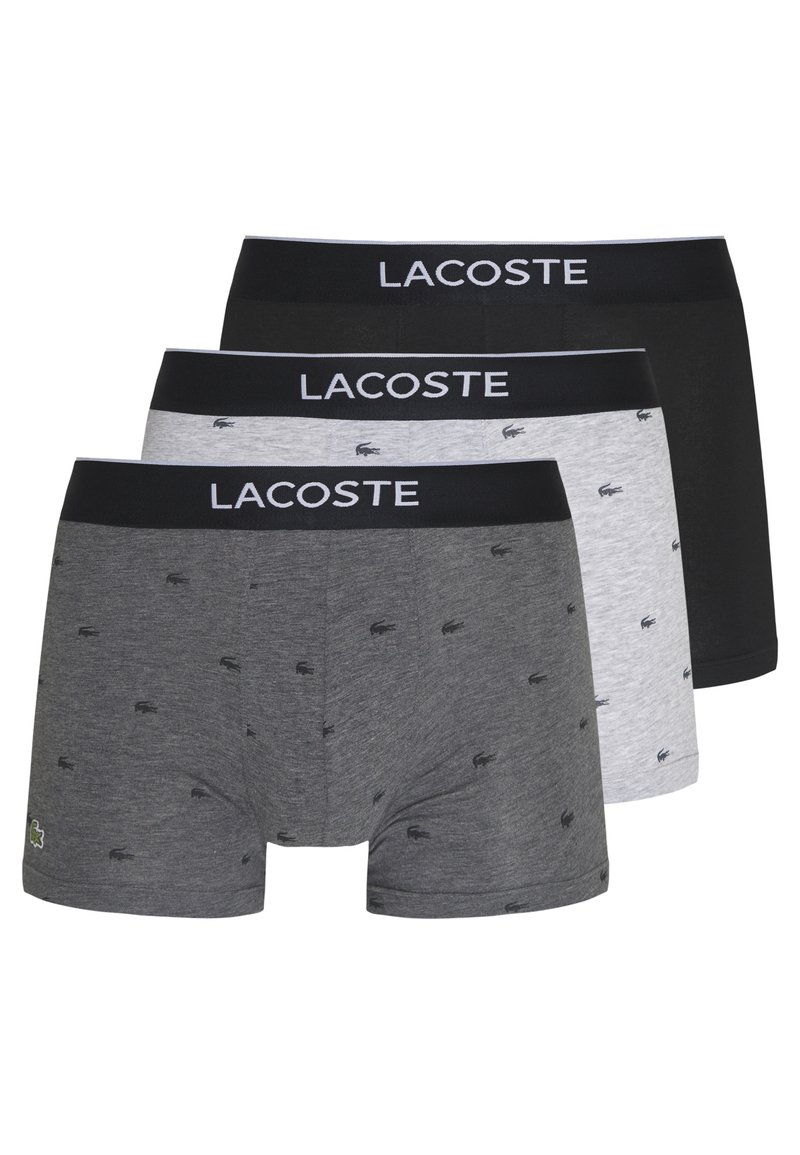 Lacoste - Shorty - black/pitch chine-silver chine