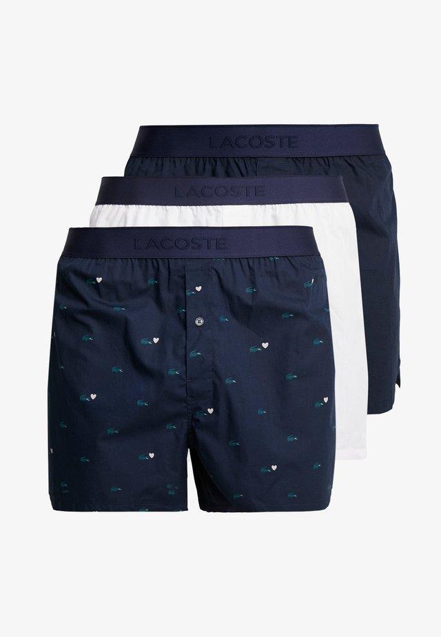 Boxershort - navy blue