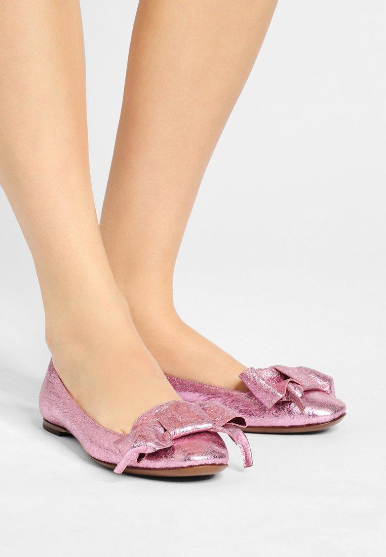 L'Autre Chose - Ballerinasko - crackle laminato pink
