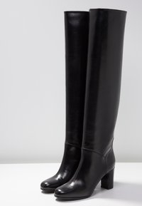 L'Autre Chose - Over-the-knee boots - black - 4