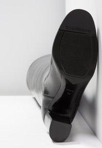 L'Autre Chose - Over-the-knee boots - black - 6