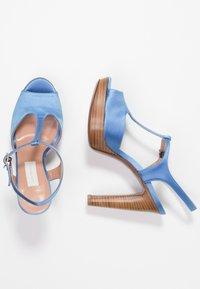 L'Autre Chose - High heeled sandals - deep blue - 3