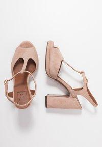L'Autre Chose - High heeled sandals - sand - 3