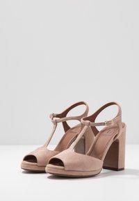 L'Autre Chose - High heeled sandals - sand - 4