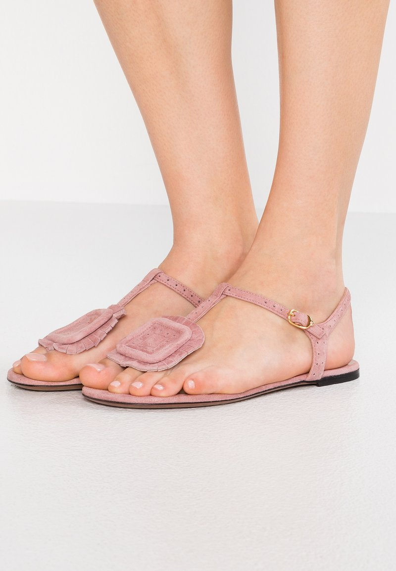 L'Autre Chose - Sandalias - antique rose