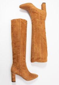 L'Autre Chose - Boots - cigar - 3