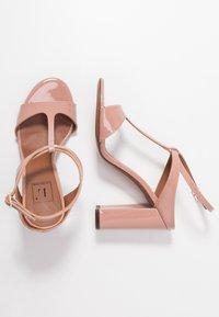 L'Autre Chose - High heeled sandals - warm pink - 3