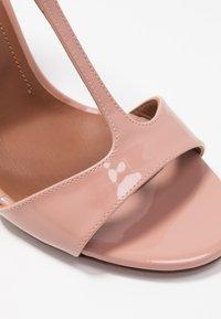 L'Autre Chose - High heeled sandals - warm pink - 2