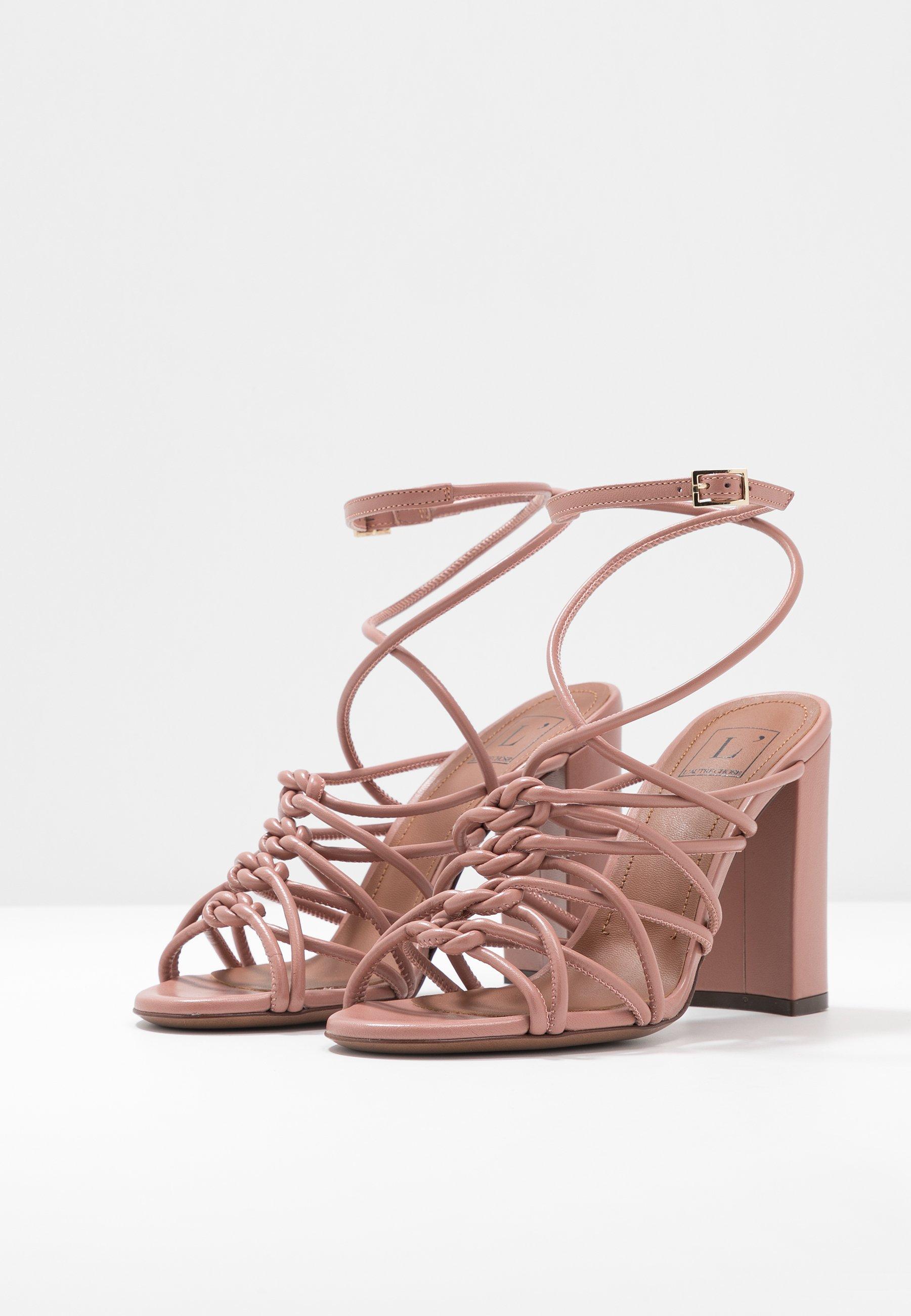L'autre Chose Sandaletter - Ancient Pink