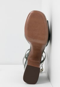 L'Autre Chose - High heeled sandals - sage - 6