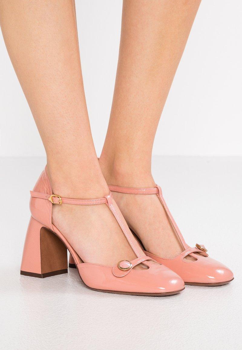 L'Autre Chose - Zapatos altos - antique rose
